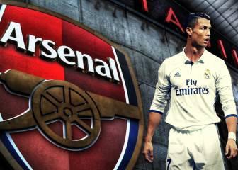 Se desvela por qué Cristiano no fichó por el Arsenal con 15 años