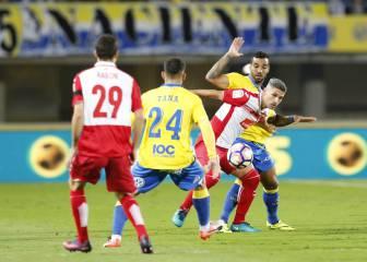 Las Palmas y Espanyol siguen sin reencontrarse con el triunfo