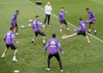 Bale revela quién trabaja mejor en el Madrid... y no es Cristiano
