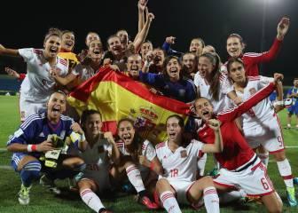 España no teme a Japón tras lograr ganar a Alemania