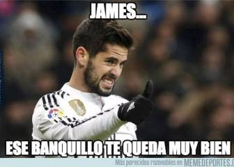 Los mejores memes del Betis-Real Madrid