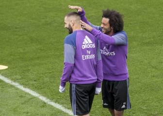 Marcelo, tratamiento del Madrid contra el empate perpetuo