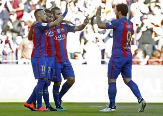 1x1 del Barça: Rafinha golea; Messi enamora y Neymar disfruta