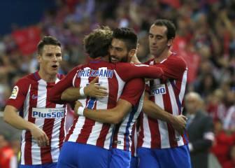 Uno por uno del Atlético: Carrasco desata la locura