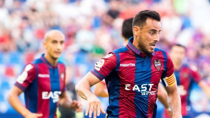 Lerma noquea al Mallorca y mantiene líder al Levante