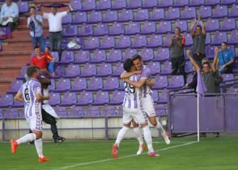 El Pucela viaja a Tarragona con las dudas de Villar y Alex López