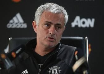 Mourinho avisa al Liverpool, que critica la designación del árbitro