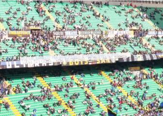 Ultras del Inter contra Icardi: le insultan y le esperan en su casa