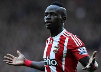 La estrella del Liverpool Mane rechazó al Manchester United