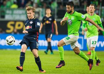 Debut liguero de Borja Mayoral con derrota en el Wolfsburgo