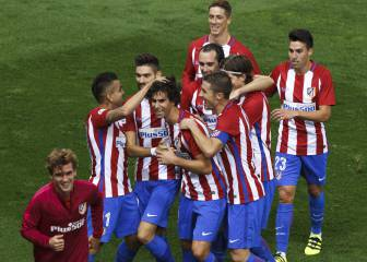 Atlético record third rout of the season in only 8 games
