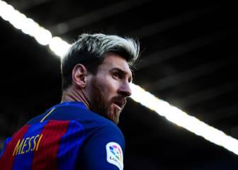 Hoy se cumplen 12 años del debut de Messi en LaLiga