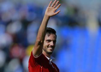 Sarabia activa la versión más goleadora del Sevilla