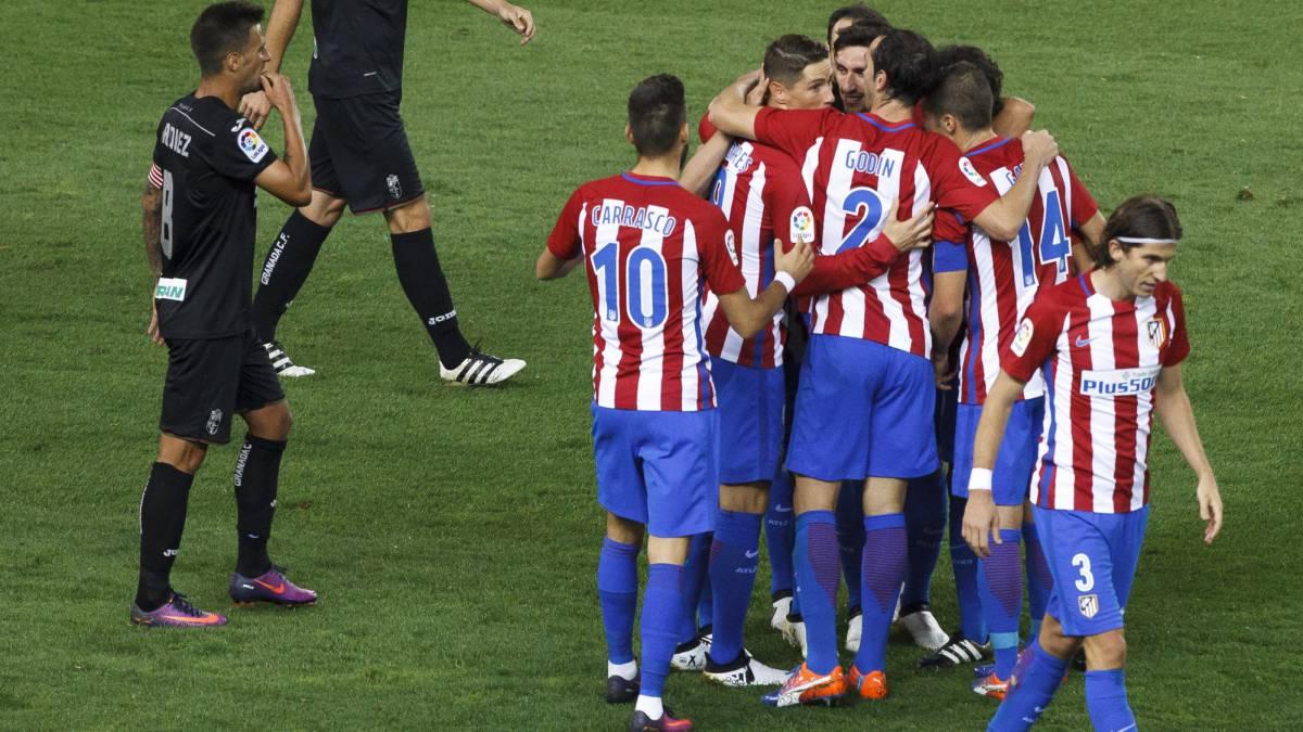 Cuando el Atleti de Simeone hizo un 7-0 al Getafe, ganó la Liga