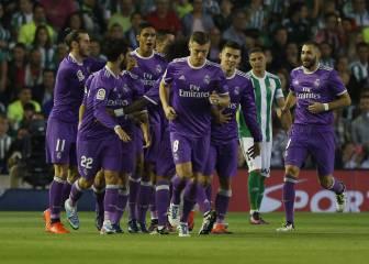 La reacción del Madrid, en cinco nombres: Isco, Marcelo, Kroos...