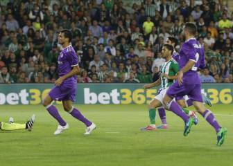 El Madrid golea, pero todavía flaquea en la retaguardia