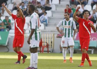 El filial sevillista toma Córdoba y confirma su gran momento