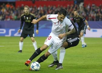 Dinamo Zagreb - Sevilla: horarios y cómo ver en TV