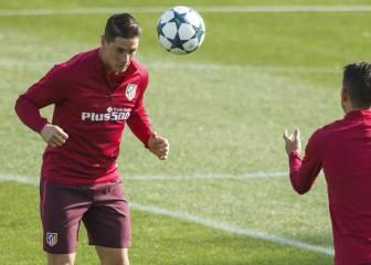 Torres apunta a titular frente al Rostov y Oblak no se entrenó