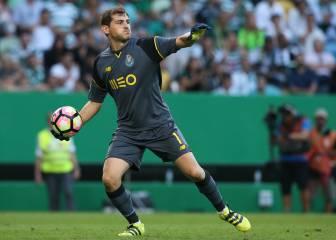 Casillas pasará a Zubizarreta como portero con más partidos