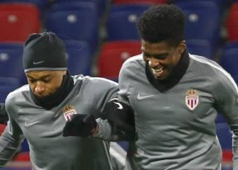 El Mónaco se encomienda a Glik y Germain ante el CSKA