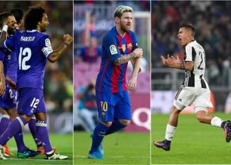 Diez conclusiones tras la jornada de fútbol en las ligas europeas