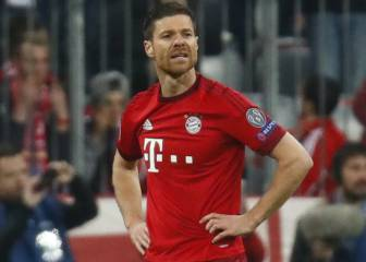 Xabi Alonso comes under fire in German media