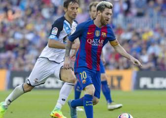 Tras doce años, todo sigue igual en el Barça: agarrados a Messi
