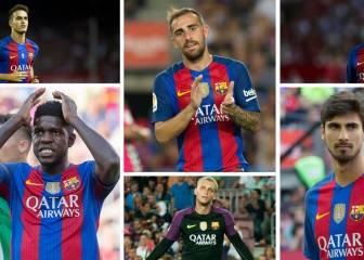 Los fichajes del Barça no tienen gol