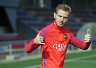 "Rakitic, en The Times: ""Me pedí el '4' del Barça por Guardiola"""