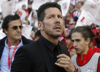 El Atlético es una roca: mejor defensa de la era Simeone