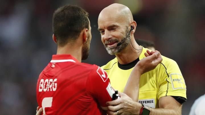 Ya hay árbitros para los equipos españoles de la Europa League