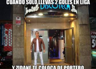 Los memes más divertidos del Real Madrid-Legia
