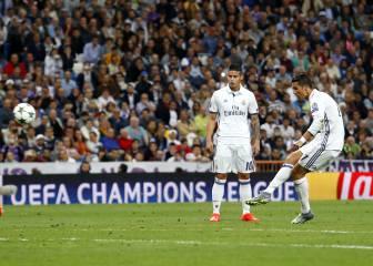 Cristiano Ronaldo está a dos goles de los 100 en Europa