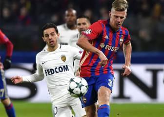 Bernardo Silva salva un punto para el Mónaco sobre la bocina