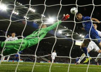 Marhez alarga el sueño del Leicester en la Champions