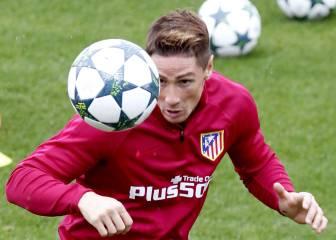 Simeone confirma la titularidad de Torres ante el Rostov