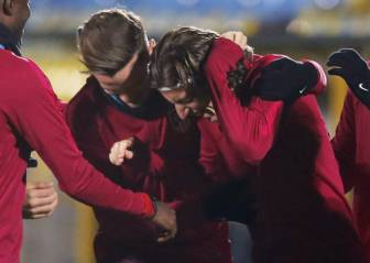 Torres, en la fiesta del gol