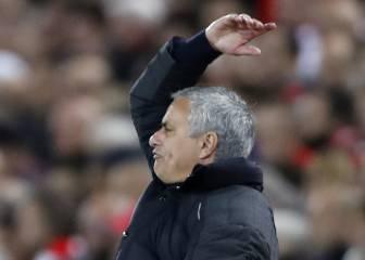 El United, un 35% de posesión: Mourinho salió a desmentirlo