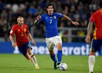 El Chelsea podría pagar 55 millones por Romagnoli