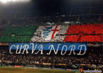 Los ultras del Inter: