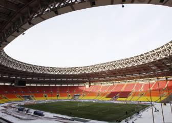 La FIFA prohíbe el rock en los estadios de Rusia