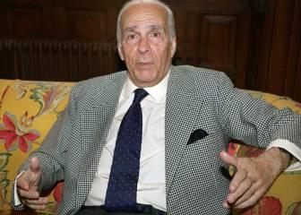 Muere Eguidazu, presidente del Athletic en los años 70