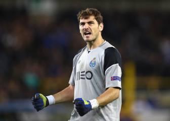 Casillas y el resto de futbolistas con más de 1000 partidos oficiales