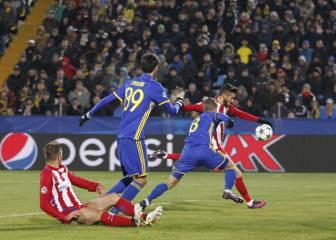 Rostov-Atlético de Madrid en imágenes
