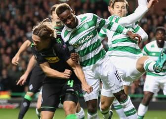 Un Gladbach con las ideas claras asalta Celtic Park