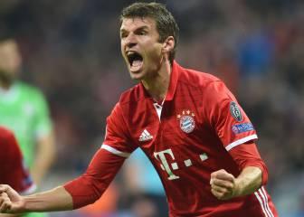 El Bayern de Ancelotti sale de su crisis tras golear al PSV