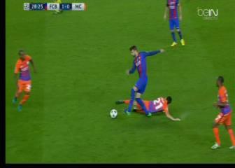 Jordi Alba sufre una elongación y Piqué un esguince de tobillo