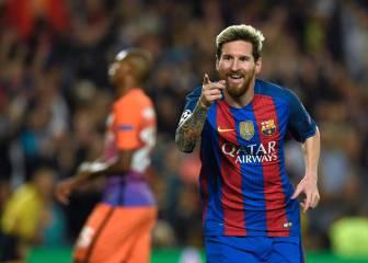 El fútbol es de Messi
