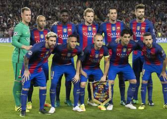 1x1 del Barça: rehabilitado Ter Stegen, divino Leo Messi